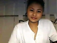 Cute Asian Girl From Thailand