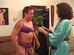 Kirli konuşma karısı kocasını onun orospu yapar