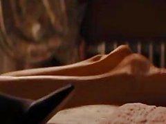 Margot Robbie - naken, Den hela Frontalkrock , könfilmscener - The Wolf på Wall Street ( två
