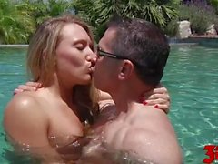 AJ Applegate Underwater Sex