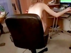 Nasty russian babesi in hardcore party