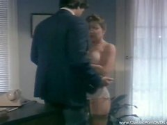 Classic Marilyn Chambers Threesome