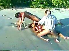 Nataly in der Seychelles Beach DP-