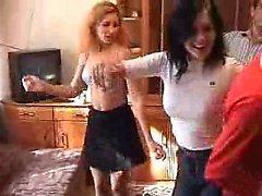 Party amateur bitches group hardcore sex
