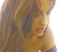 Sucias secreta bonitas - a Jenna Neblina , Cindy de Crawford Ashton de Moore