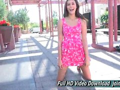 Bailey porn FTV Shes a tall leggy cute girl