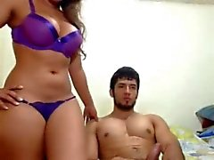 Sexy latin couple CoupleBlast