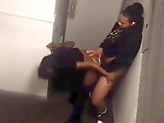 University students that were amateur caught fucking in sta