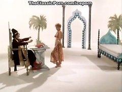 Kristara Barrington, Susan Berlin, Bunny Bleu in classic