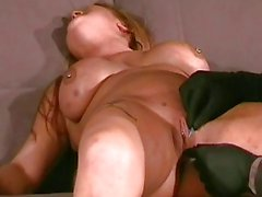 Pussy needle torture and extreme amateur bdsm