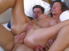 Gangbang french cougar #01