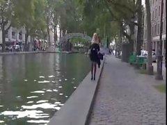 De lanal au bord du canal