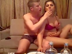 Turkish Travesti Melis ve Sikicisi Part 1