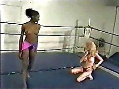 Lesbian Catfight 3