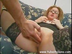 Italian Girl Blowjob Pompino