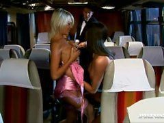 A Wedding Night Orgy for Black Angelika