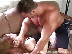 Becca Bound spank