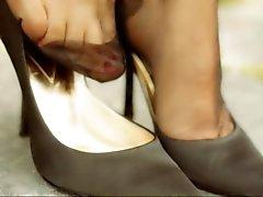 Super seksikkäät RHT nylon jalat