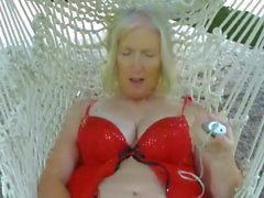 Slut Sue Sex Swing
