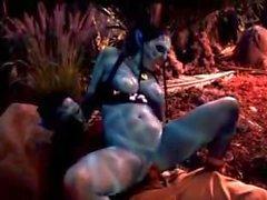 XXX Porn Parody - This Ain't Avatar