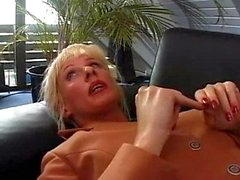 German Mature Fucked by Psy and Young Boy