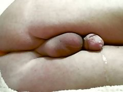 Prostata Melken 2 - Prostate Milking 2 - cum is flowing