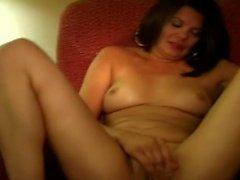 mature latin wife with piercings enjoys bbc creampie