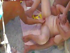 thesandfly alasti Playa sukupuolta Leikkikenttä !