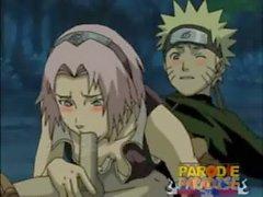Naruto Fucks Sakura Hentai (Different Scenes)