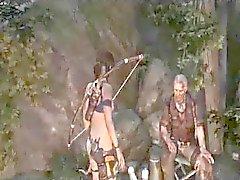 Tomb Raider - Lara Croft Nude Mod