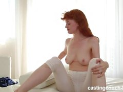 CastingCouch-HD Penelope a red head