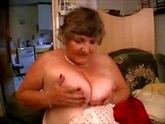 BBW Granny Dildos