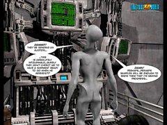 3D Comic: Carnal Clinic. Episode 5