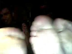 Прямые Guys ноги на веб- # 319