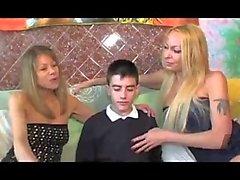 SuperMilf Mom Boy 01 Jordi&Daniela From MatureSide