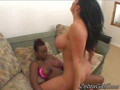 Jada Fire & Angelica Sin