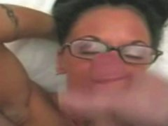 Cumshots On Glasses Cumpilation In HD