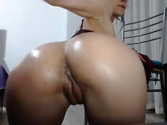 Busty latin sweetheart wife on webcam Real Masturbate