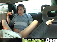 Amateur Real Russian Car Sex