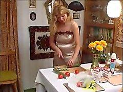 Rus anne azgın çocuk ile oynarken - Rayra