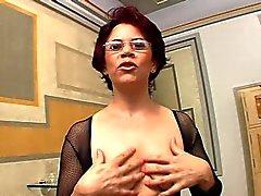Mães brasileiras Amor Anal - Parte 02 BoB
