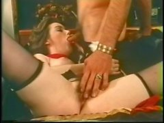 Sexy Jacqueline Larians seduced by limo driver and got fucked on all holes