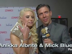 PornhubTV - Do You Masturbate? Red Carpet AVN Awards 2014