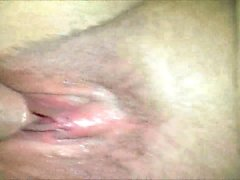 Horny BBW pussy fucked by her new amore