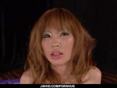 Dashing porn scenes along cock sucking Ai Sakura