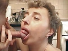 Homemade mature vid