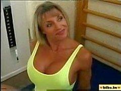 Bodybuilding Mature Woman, Free Anal HD Porn: bibs
