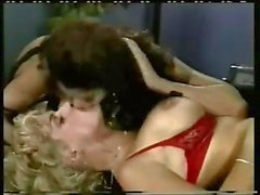 Classic porn from the 80s with big boobed babes getting drilled