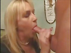 Wanda Lust Sucks a Cock
