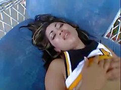 Cheerleader Latina Sexy